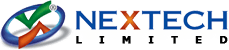 Nextech Limited Sticky Logo